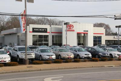 Girard Toyota BMW in New London including address phone dealer