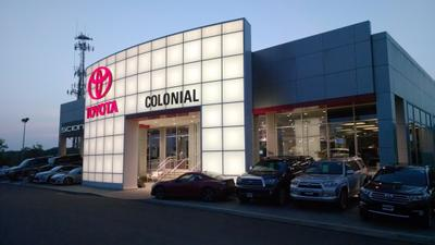 Colonial toyota milford ct coupons