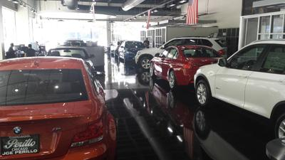 Joe Perillo BMW Inc in Chicago including address phone dealer