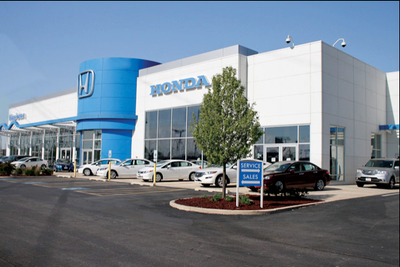 Napleton River Oaks Honda in Lansing including address, phone ...