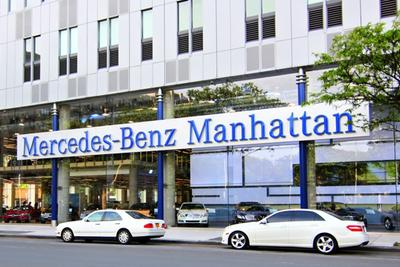 mercedes benz manhattan inc smart center manhattan in