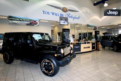 Larry H Miller Chrysler Jeep Avondale In Avondale