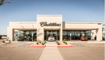 Earnhardt chandler cadillac in chandler including address for Department of motor vehicles chandler arizona