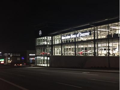 Mercedes Benz Of Denver >> Mercedes Benz Of Denver In Denver Including Address Phone Dealer