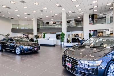 Walter's Audi in Riverside including address, phone, dealer reviews
