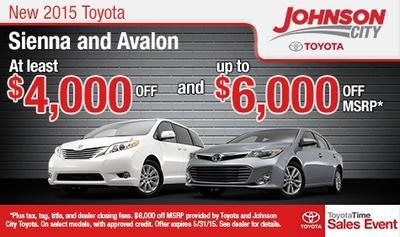 Delightful Johnson City Toyota Image 1 ...