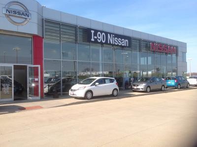 I-90 Nissan in Sheffield Lake including address, phone, dealer ...