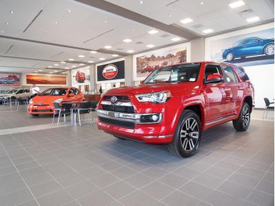 Toyota Of Surprise >> Toyota Of Surprise In Surprise Including Address Phone Dealer