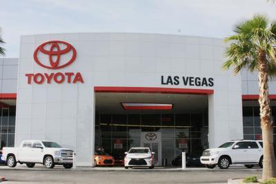 David Wilson S Toyota Of Las Vegas In Las Vegas Including Address