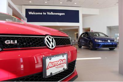 AutoFair Volkswagen of Nashua in Merrimack including address, phone