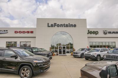 LaFontaine Chrysler Jeep Dodge RAM Fenton in Fenton including ...