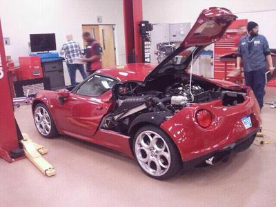Auto Express Alfa Romeo Fiat of Erie in Waterford including ...