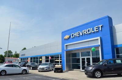 Sweeney Chevrolet Image 1