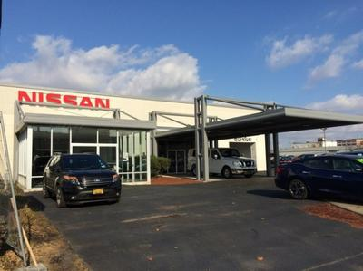Maguire Nissan of Syracuse in Syracuse including address ...
