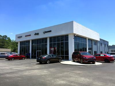 Victory Chrysler Dodge Jeep RAM in Shallotte including address ...