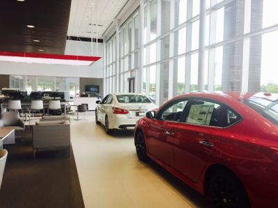 Sutherlin Nissan Cherokee County in Canton including ...