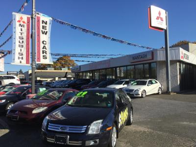 Wantagh Mitsubishi in Wantagh including address, phone, dealer ...