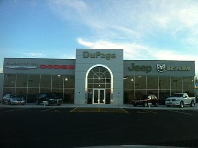Dupage Dodge Chrysler Jeep RAM Image 1