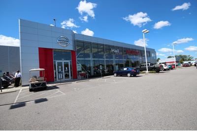 Hall Nissan Virginia Beach in Virginia Beach including address ...