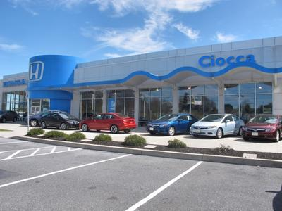ciocca honda of harrisburg in harrisburg including address