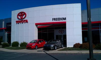 Freedom Toyota Scion Chrysler Dodge Jeep Ram Image 1