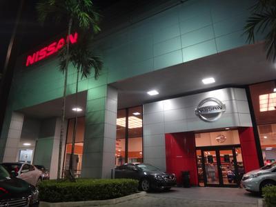 Palmetto 57 Nissan in Opa Locka including address, phone, dealer ...
