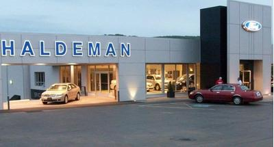 Haldeman Ford Lincoln In Allentown Including Address