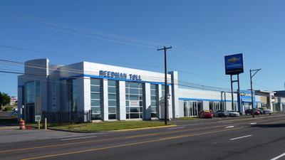 Reedman Toll Chevy >> Reedman Toll Auto World In Langhorne Including Address Phone