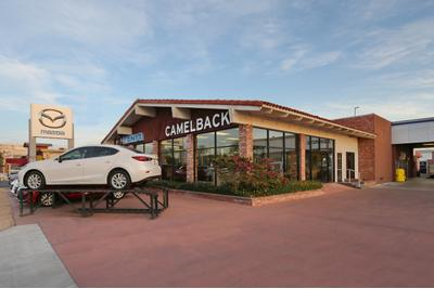 Camelback Vw Subaru Mazda In Phoenix Including Address