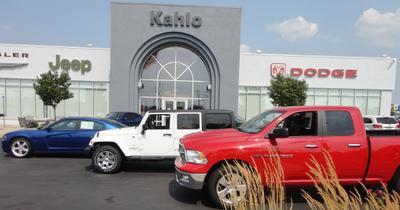 Kahlo Chrysler Jeep Dodge RAM in Noblesville including address ...