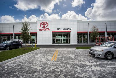 toyota of hollywood in hollywood including address, phone, dealer