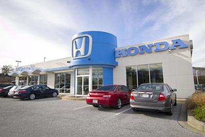 o 39 donnell honda in ellicott city including address phone