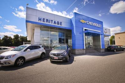 Heritage chevrolet buick owings mills in owings mills for Owings mills motor cars reviews