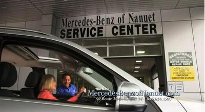 Mercedes Benz Of Nanuet In Nanuet Including Address Phone