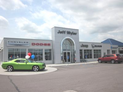 Jeff Wyler Eastgate Auto Mall in Batavia including address ...