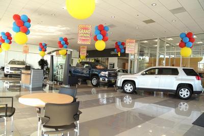 Keyes Woodland Hills Buick GMC Cadillac In Woodland Hills - Gmc cadillac dealer