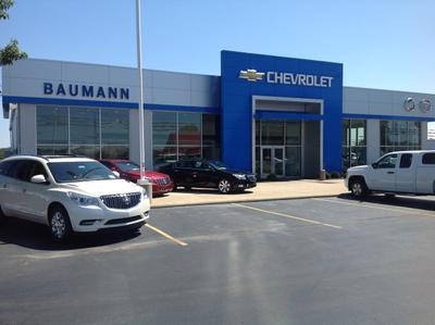 Baumann auto group chevrolet buick cadillac chrysler dodge for Deal motors clinton hwy