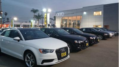 Keyes Audi In Van Nuys Including Address Phone Dealer Reviews - Keyes audi