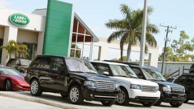 ... Jaguar Land Rover Of Fort Myers Image 3