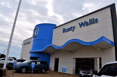 rusty wallis honda in dallas including address phone