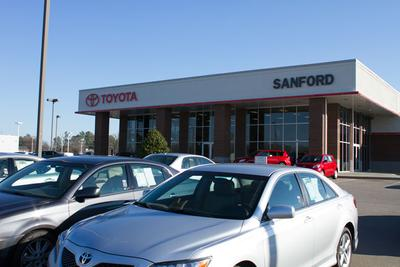 Toyota Of Sanford >> Fred Anderson Toyota Of Sanford In Sanford Including Address Phone