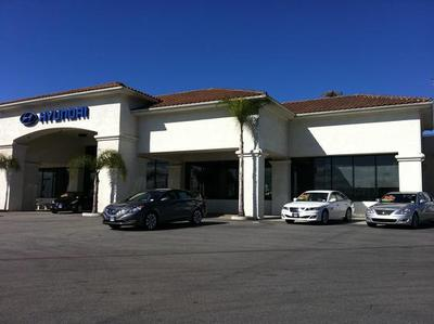 Glendora Hyundai In Glendora Including Address Phone