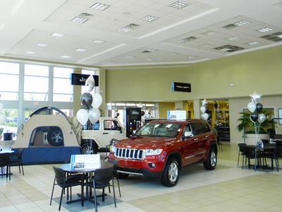 Lake Norman Chrysler Jeep Dodge RAM in Cornelius including address