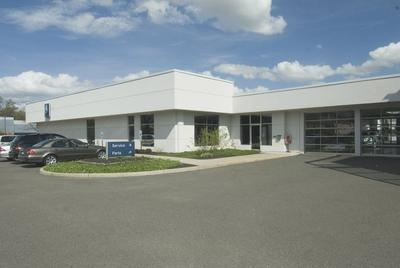 Mercedes Benz Of Princeton In Lawrence Township Including Address