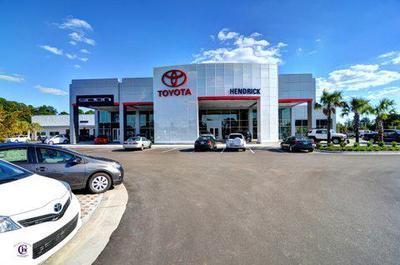 Hendrick Toyota of Wilmington Image 1