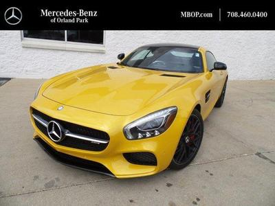2016 Mercedes-Benz AMG GT AMG GT S