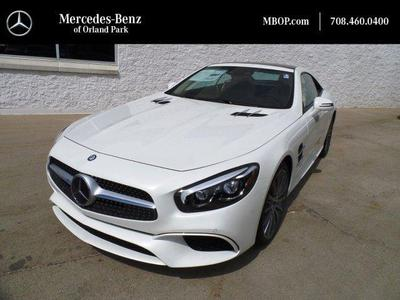 2017 Mercedes-Benz SL 550 Base