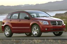 The Dodge Caliber offers stain-resistant seat upholstery. 