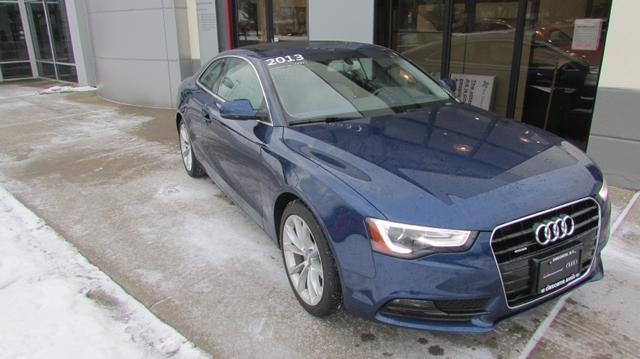 2013 Audi A5 2.0T Premium Coupe for sale in Oneonta for $35,999 with 26,404 miles