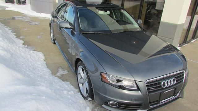 2012 Audi A4 Sedan for sale in Oneonta for $30,499 with 32,371 miles